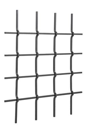 Kovové mříže a ploty